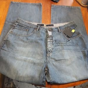 NWT, Marithe francois Girbaud jeans, size 40M.